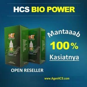 Open Reseller Bio Power HCS